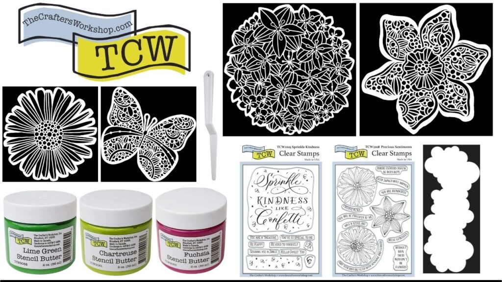 The Crafters Workshop - Giveaway - Creative Scrapbooker Magazine