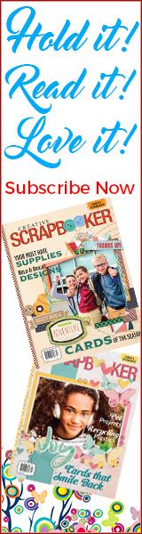 Subscribe to Creative Scrapbooker Magazine