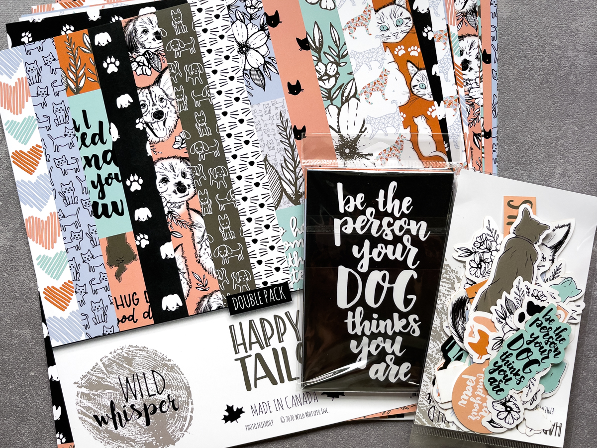 Wild Whisper Happy Tails Collection