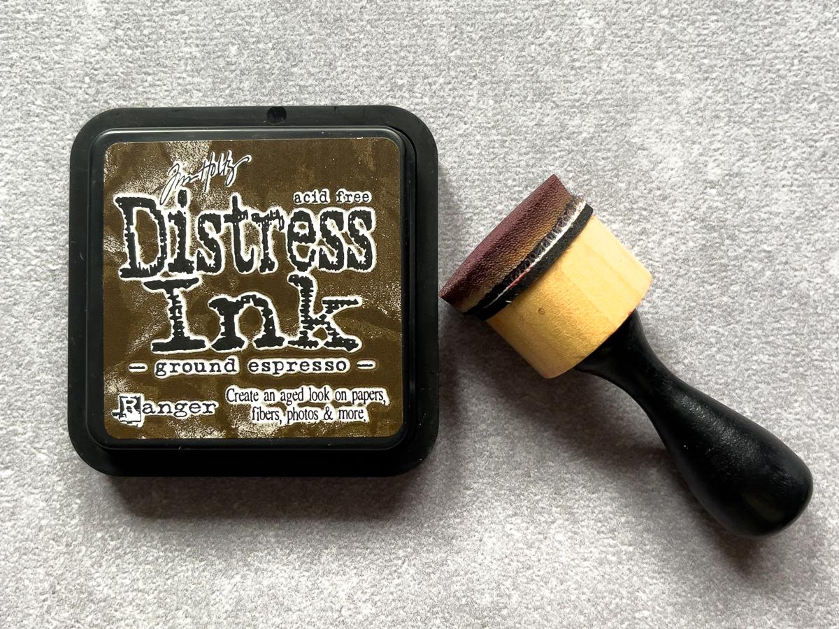 Ranger Distress Ink / Ground Espresso