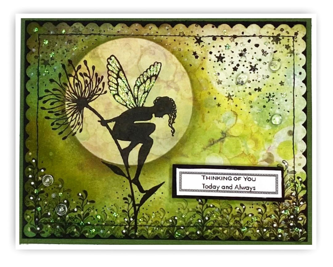 Jackie Ludlage - Lavinia Stamps - Brother - Ptouch Cube Label Maker - Creative Scrapbooker Magazine-1