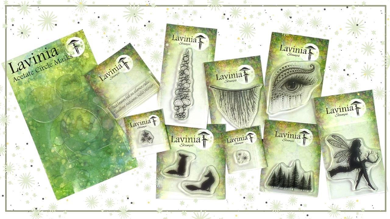 Lavinia Stamps Giveaway - Creative Scrapbooker Magazine