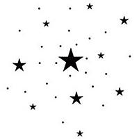 Lavinia Stamps Mini Stars