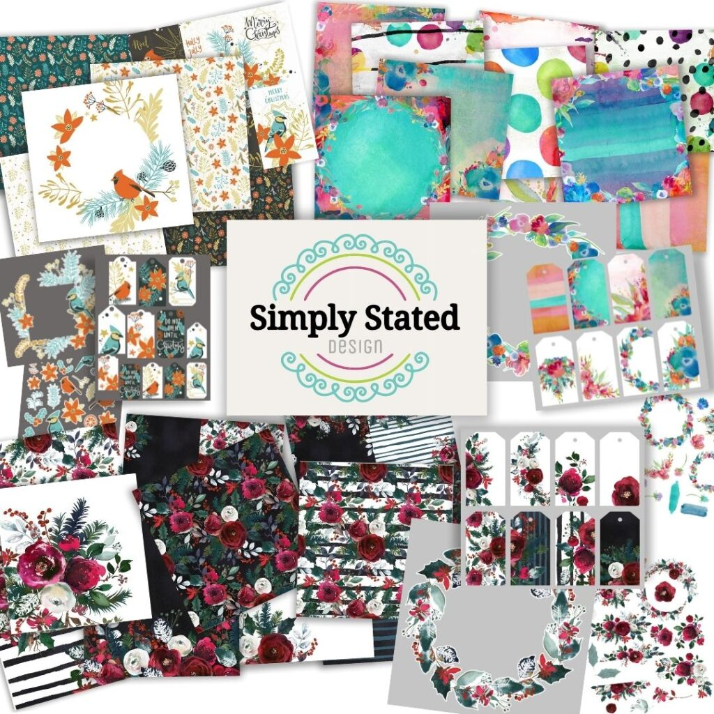 Simply Stated Design - Prize Package - Creative Scrapbooker Magazine