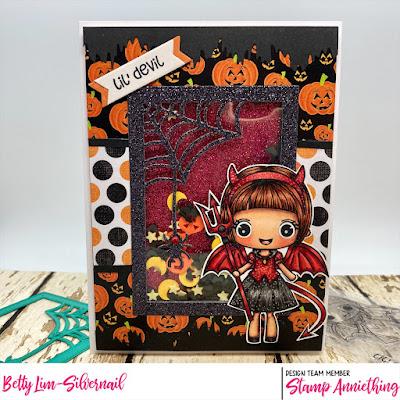 Stamp Anniething - Betty Lim-Silvernail