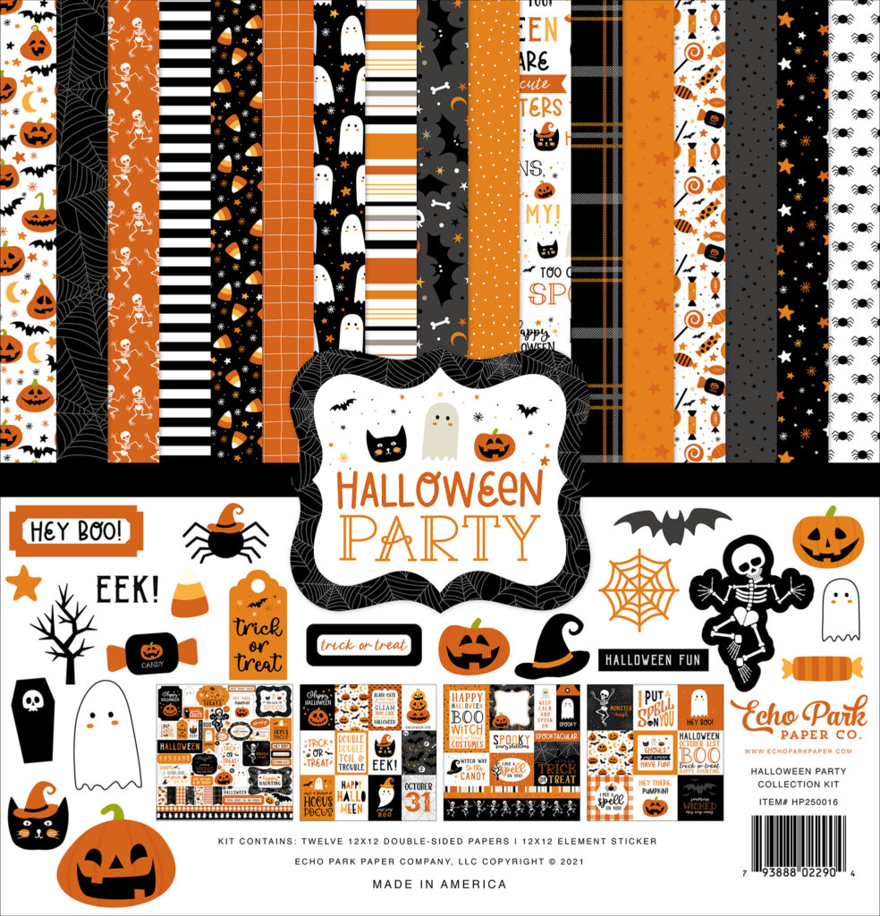 Halloween Party - Echo Park Paper Co.