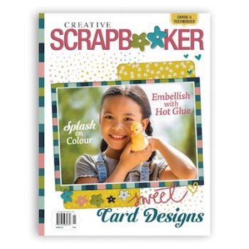Creative Scrapbooker Magazine / Spring 2021